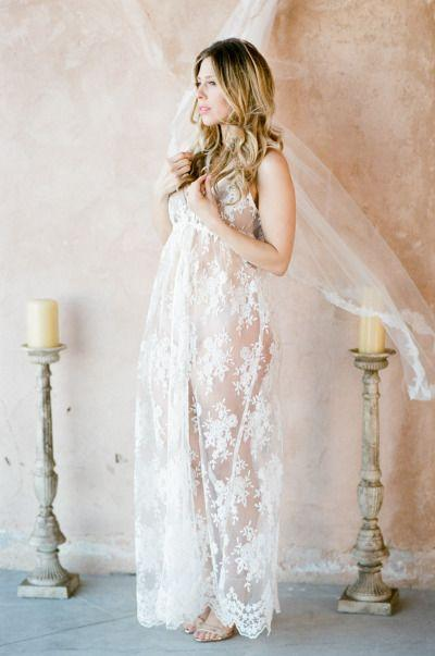 Wedding - Bohemian Desert Boudoir Session