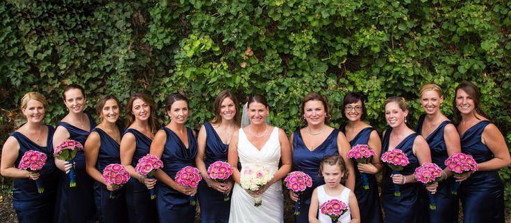 Wedding - Bridesmaids Photos