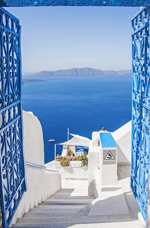 Wedding - Stunning Photos Of Santorini, Greece