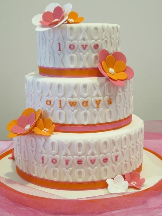 Wedding - Orangeburst