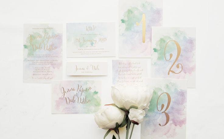 زفاف - Weddings-Invitations-Menus-Save The Date.....