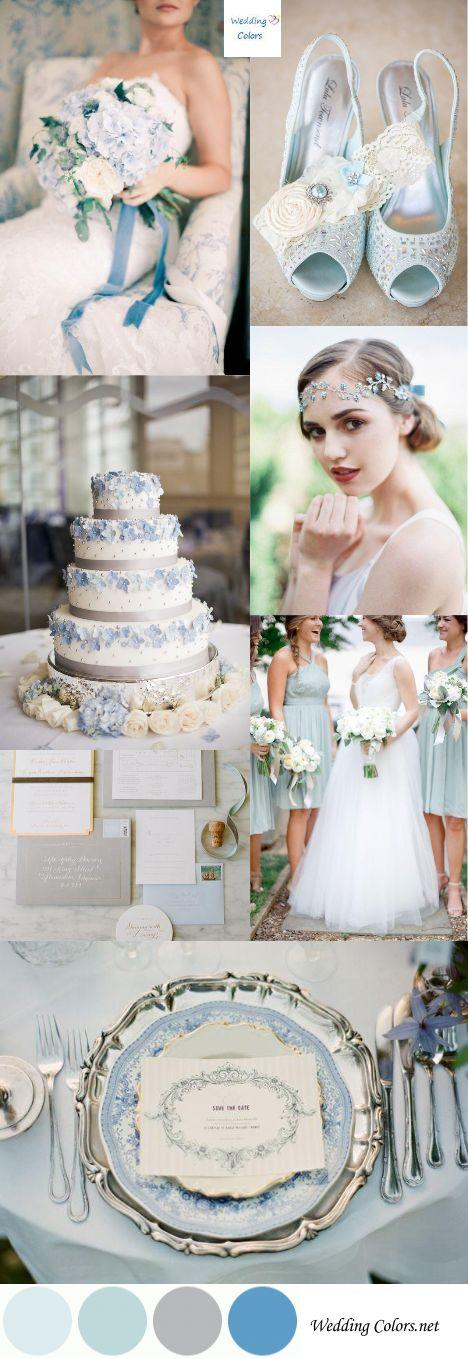 Wedding - Wedding Color Inspiration