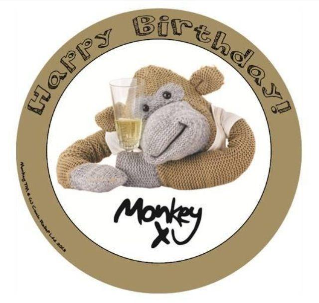 Wedding - PG Tips Monkey!