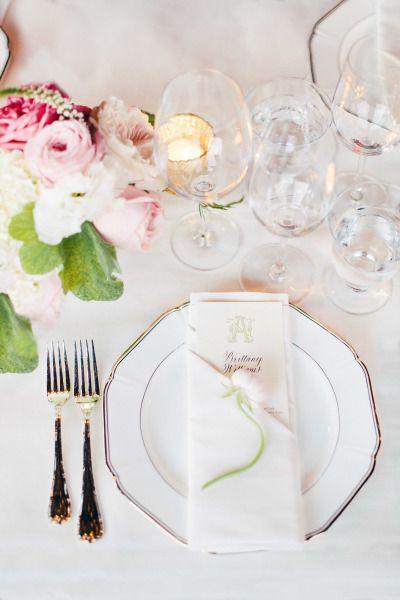 Свадьба - Sweet Pink San Ysidro Ranch Wedding