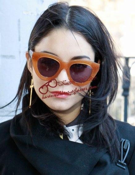56b8dacfde6c Discount Karen Walker Anytime Sunglasses In Orange Sale  Karen Walker  Anytime  -  199.00   Legal Karen Walker sunglasses online outlet