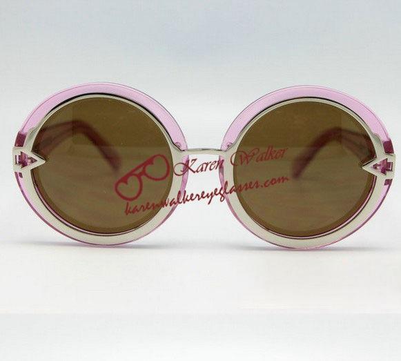Wedding - For Sale Karen Walker Orbit Sunglasses In Crystal Pink [Karen Walker Orbit Pink] - $203.99 : Legal Karen Walker sunglasses online outlet,100% authentic