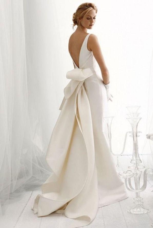 زفاف - Fabulous Architectural Details For Your Wedding Dress