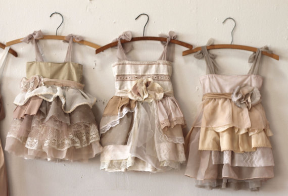 زفاف - Deposit for Lara Hickle's Custom Flower Girl Dresses