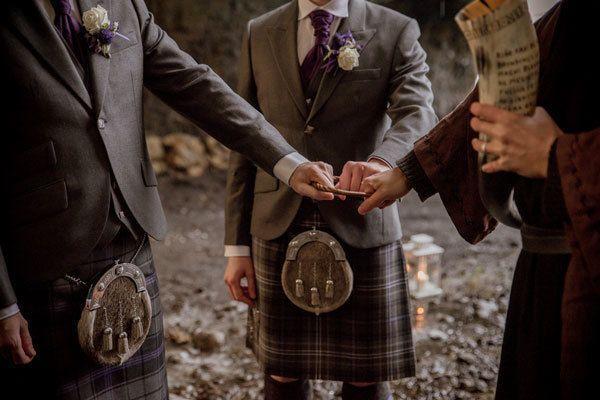 Wedding - Paul & Marc's Stunning Icelandic Wedding By Photos By Miss Ann