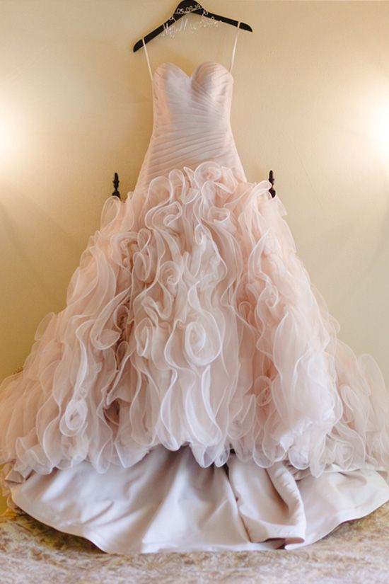 Wedding - Pink Vintage Glam Wedding