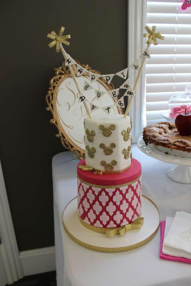 Boda - Disney Chic Bridal/Wedding Shower Party Ideas