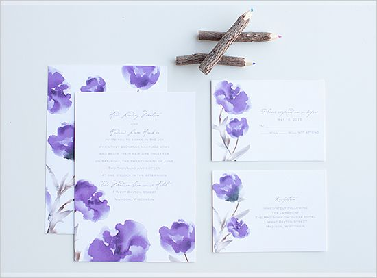 Mariage - Wedding Invitations