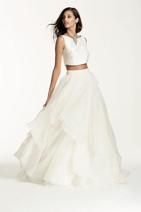 Wedding - Fall In Love: 62 Brand-New Wedding Dresses To Swoon Over