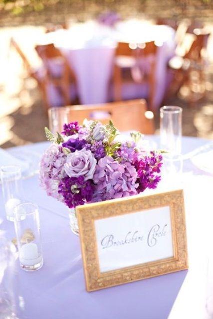 زفاف - Weddings-Purple