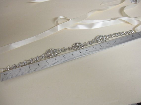 Mariage - wedding dress belt wedding dress sash bridal belt bridal sash wedding sash wedding belt wedding veil  bridal dress sash wedding accessories