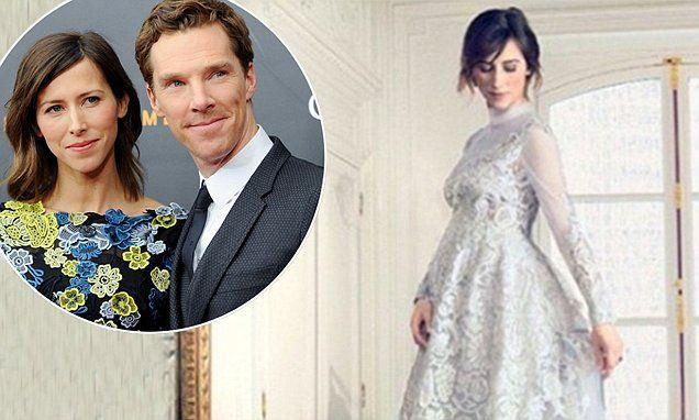Benedict Cumberbatch S Wife Sophie Hunter S Wedding Dress Revealed 2278269 Weddbook