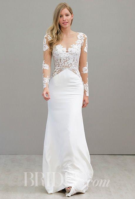 Hayley Paige Wedding Dresses Spring 2016 Bridal Runway Shows Brides