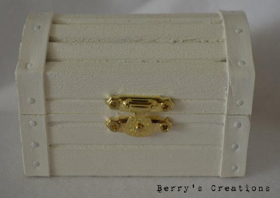 jewelry wedding white treasure chest ring box 2278431 weddbook
