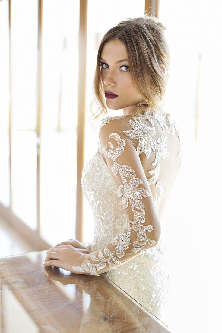 Hochzeit - Weddings-Bride-Sequins