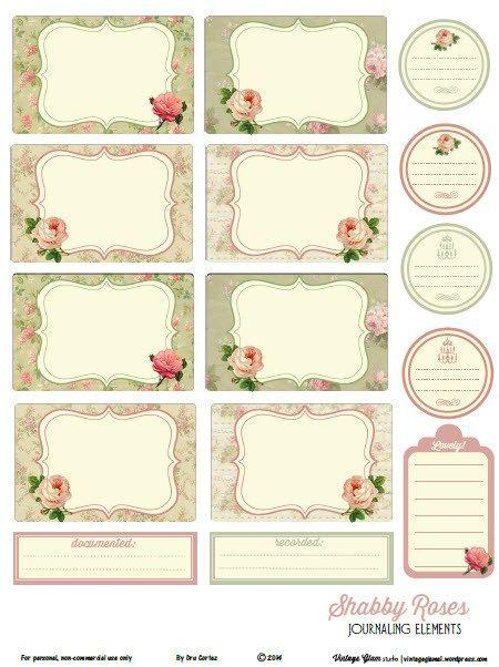 Hochzeit - {DIY Labels & Printables Fabulous}