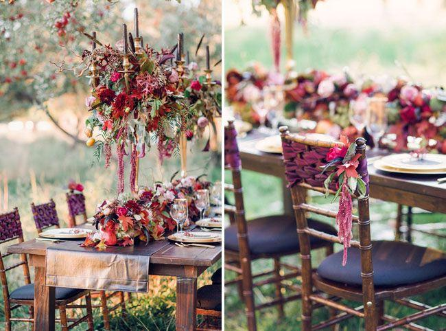 Wedding - All Hallows' Eve Wedding Inspiration