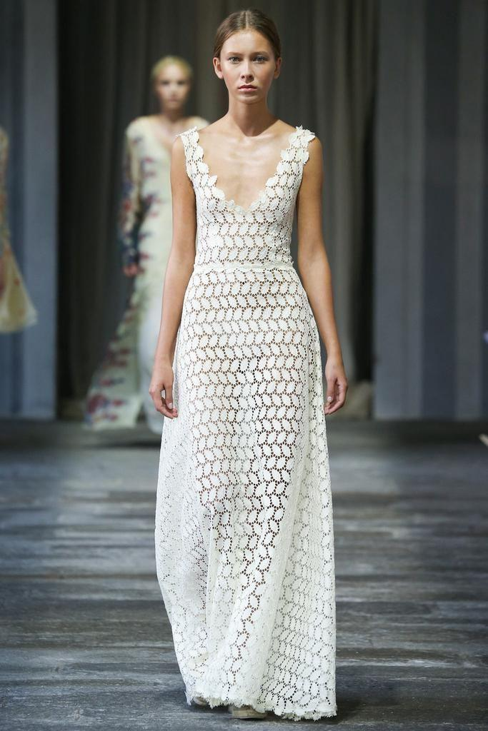 Mariage - Luisa Beccaria Spring 2015 Ready-to-Wear - Collection - Gallery
