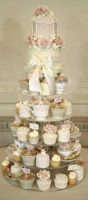 Wedding - Wedding Cake Inspiration: The Best Wedding Cakes On Pinterest