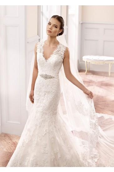 زفاف - Eddy K Milano Wedding Gowns 2015 Style MD162