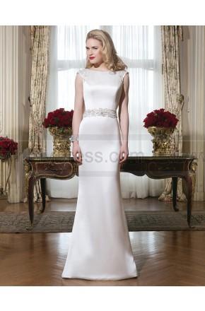 Wedding - Justin Alexander Wedding Dress Style 8764