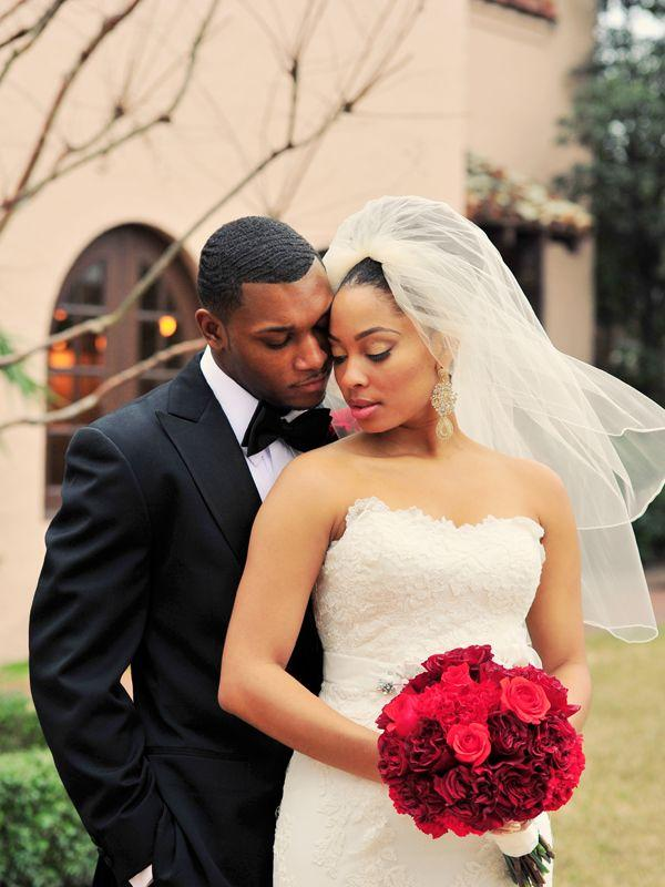 Wedding - Classically Beautiful Wedding: Bow Ties, Diamonds & Roses