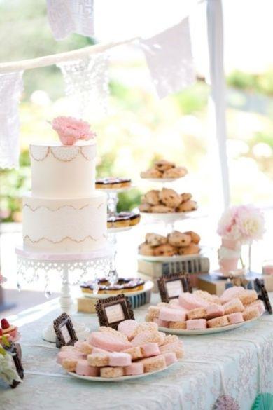 Wedding - Dessert Bar