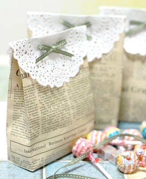 Hochzeit - Packaging