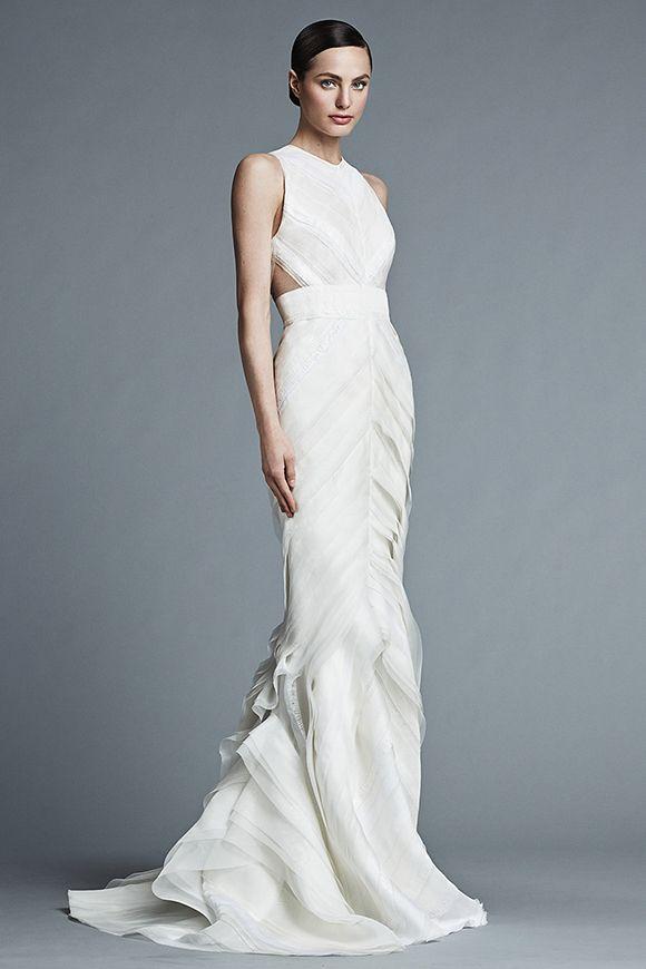 Wedding - J. Mendel Spring 2015 Bridal Collection
