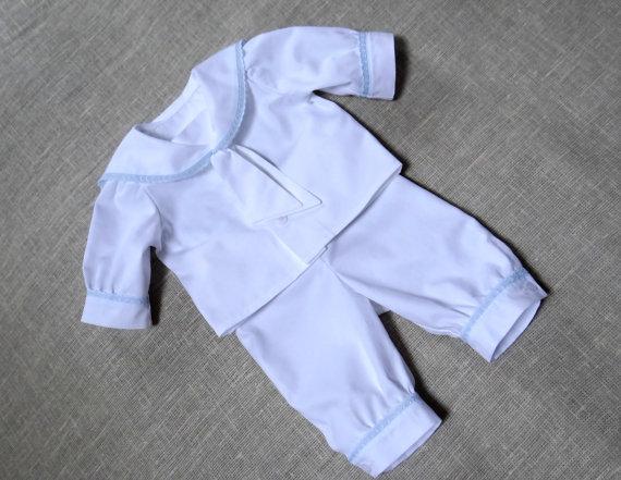 baby suit wedding