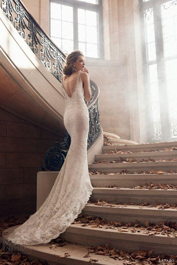 Mariage - Lazaro Bridal Spring 2015 Wedding Dresses