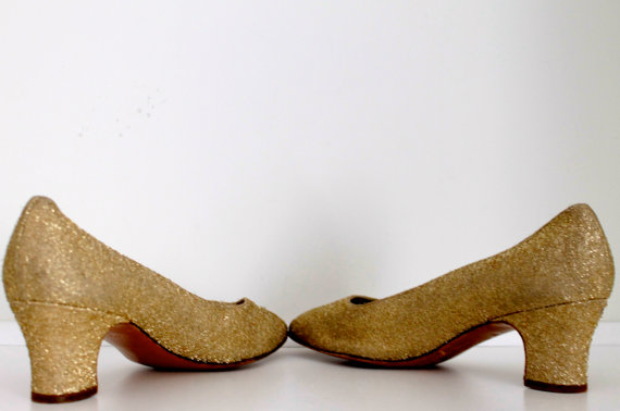 Buy New 1930s Style Shoes for Women - Seedless Romantic Flat $34.99 #1930sfashion #shoes. Vintage Dancer