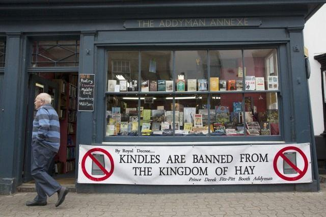 Wedding - 12 Essential Places In Britain For Book Lovers