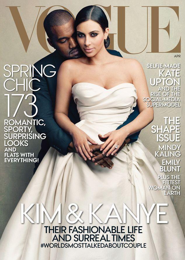Cover Girl From Kim Kardashian\'s White Dresses #2281388 - Weddbook