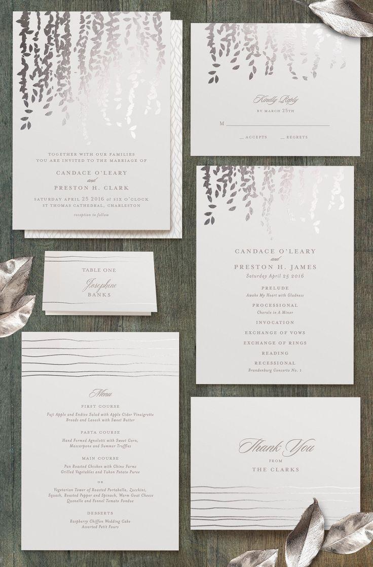 Hochzeit - The Invitation.....