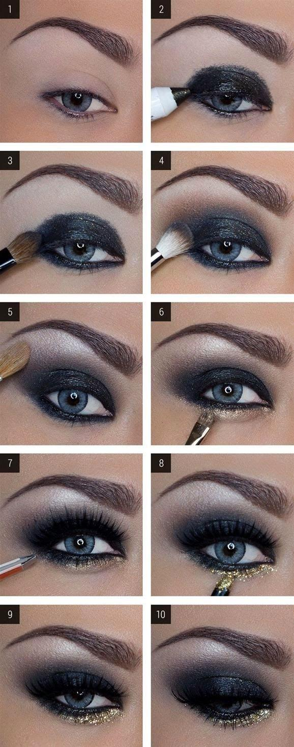 Hochzeit - Beauty - Make Up