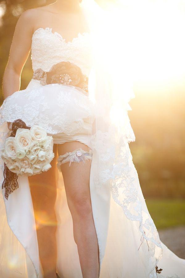 Hochzeit - Bridal Boudoir