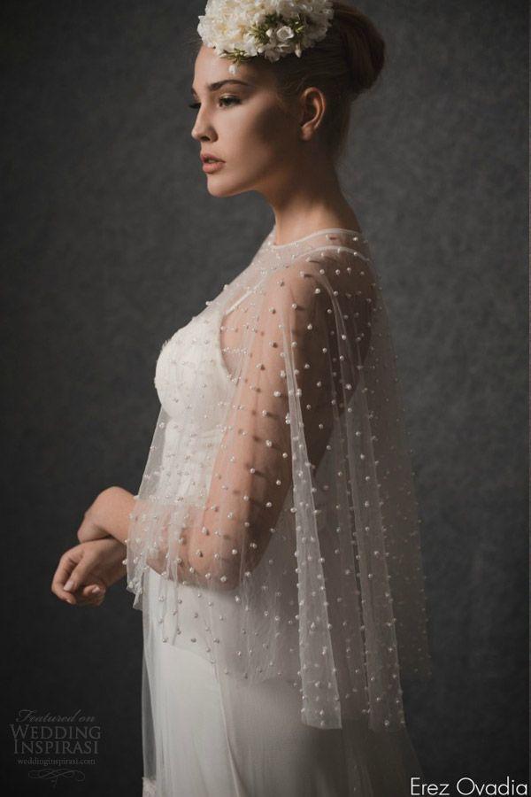 Свадьба - Erez Ovadia 2015 Wedding Dresses