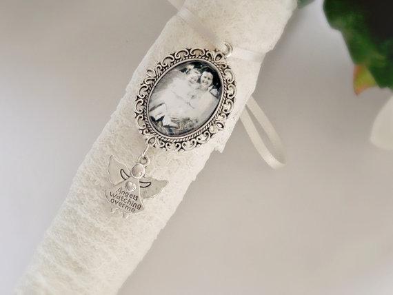 Mariage - Bouquet Memory Photo Charm