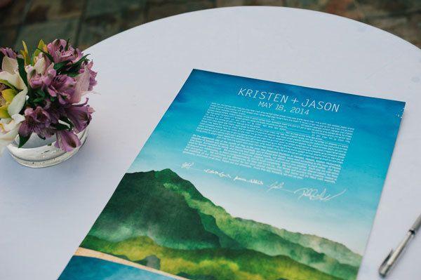 Mariage - Kristen & Jason's Relaxed Kauai, HI Real Wedding By Lydia Jane Photography