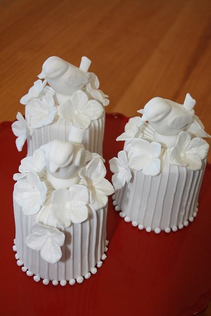 Hochzeit - Cakes,cupcakes,etc.