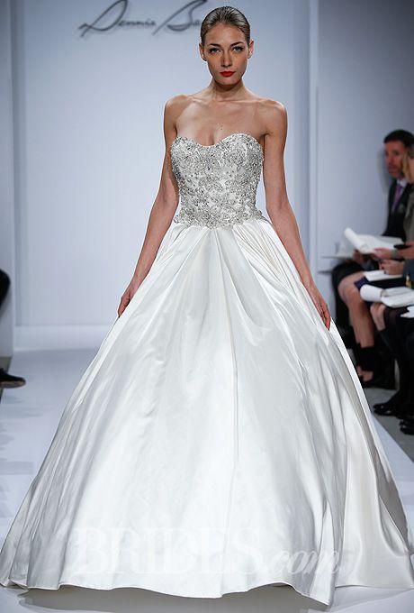 Dennis Basso For Kleinfeld Wedding Dresses Spring 2014