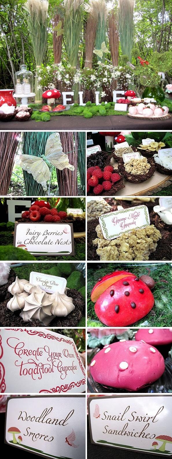 Mariage - Fairytale Woodland Weddings