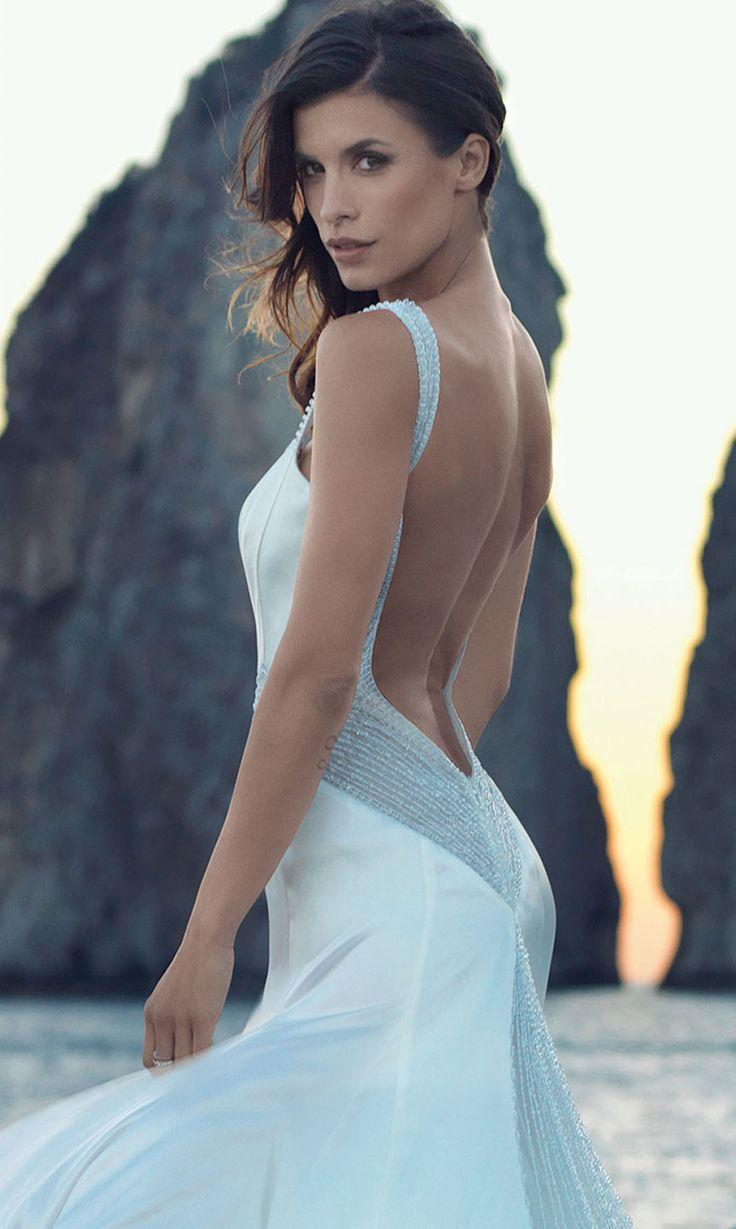 Mariage - Backless Wedding Gowns
