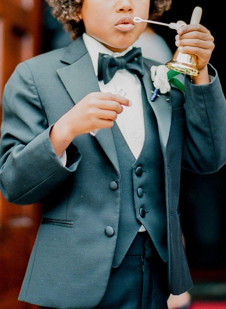 Hochzeit - Groom, Groomsmen And Ring-Bearers