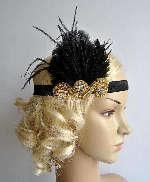 Flapper Headpiece Flapper Headpiece